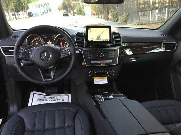 2017款奔驰GLS450低价行情 春节GLS便宜-图5
