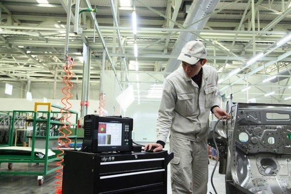 """聚焦智能化精工制造 东风日产致力""""零缺陷""""生产-图2"""