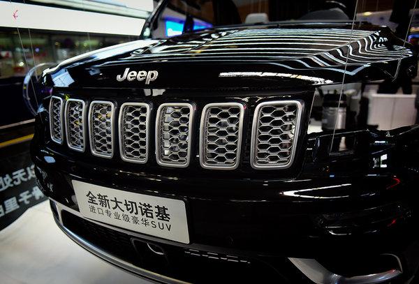 全新Jeep大切诺基拆骨品鉴 用原始的方式还原强大-图2