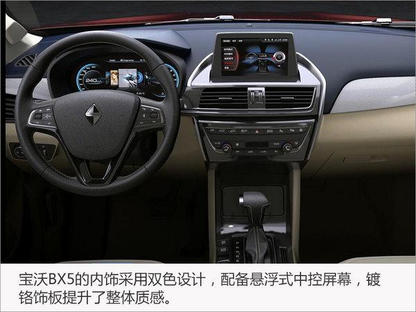 宝沃紧凑SUV-BX5即将预售 3月24日上市-图4