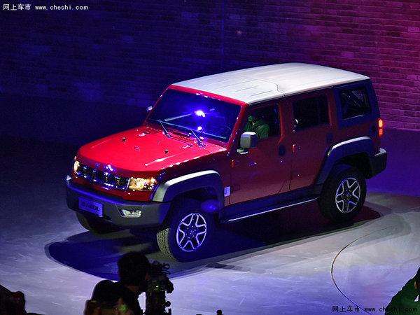 新款北京40/40L上市 售12.98-16.98万-图3