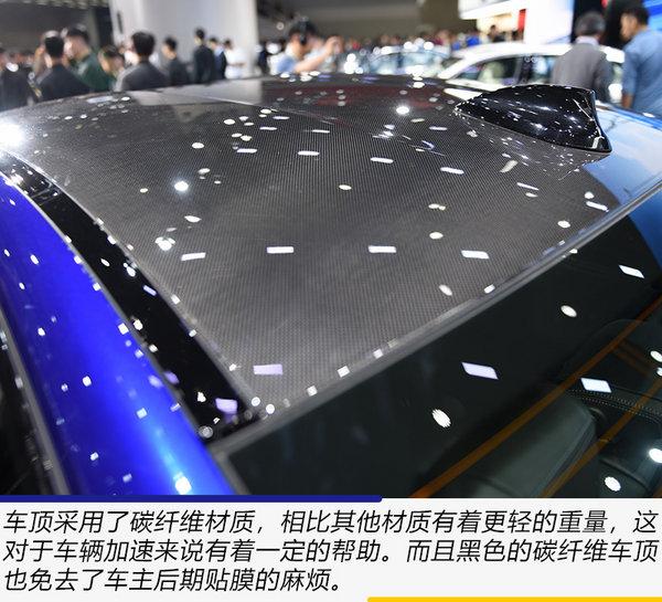 RS6/AMG E63终结者? 广州车展实拍全新宝马M5-图6