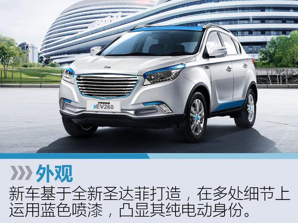 华泰电动SUV-30日上市 续航超江淮iEV6S-图2