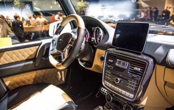 奔驰迈巴赫G650全球99台限量 现车高清拍-图6