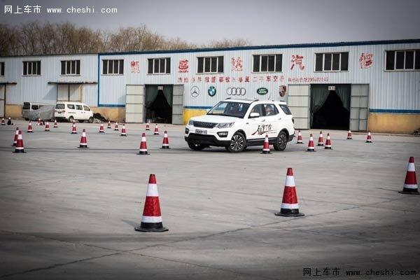 见证豪擎  品味长安CX70T 魅力宁夏试驾-图7