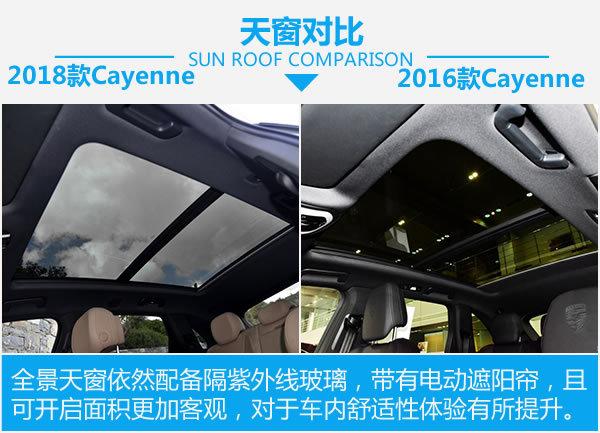 蜕变中延续经典设计 保时捷Cayenne新老对比-图5