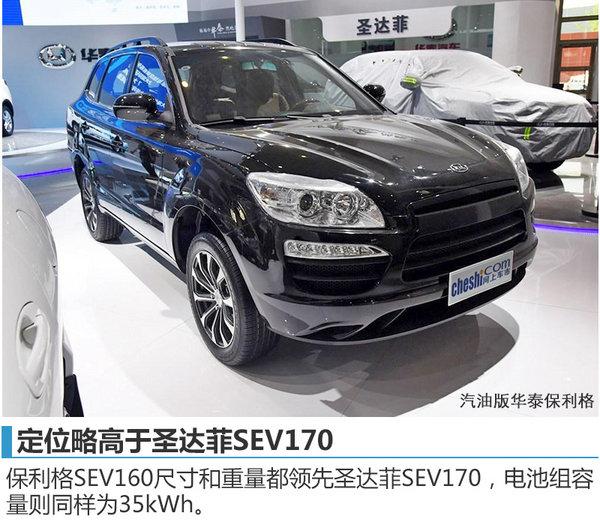 华泰将推多款纯电动SUV 每公里不到1毛-图4