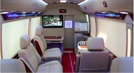 丰田考斯特16座价格17座豪华改装报价-图6