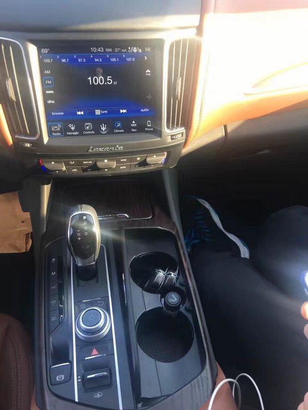 2017款玛莎拉蒂莱万特 SUV现车优惠报价-图7