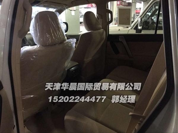 16款丰田霸道4000中东 裸车全面泄洪降价-图6