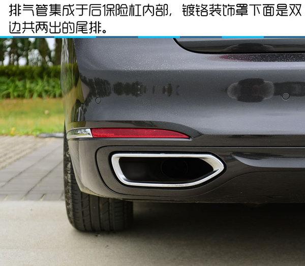 诠释现代豪华 2016款宝马730Li试驾-图15