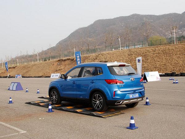 一汽奔腾X40互联SUV 北京站上市试驾会-图9