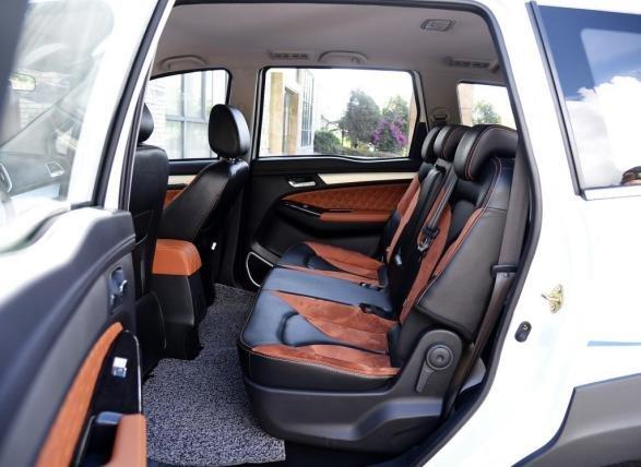 自驾踏青首选SUV 智游派大空间英致G5-图2