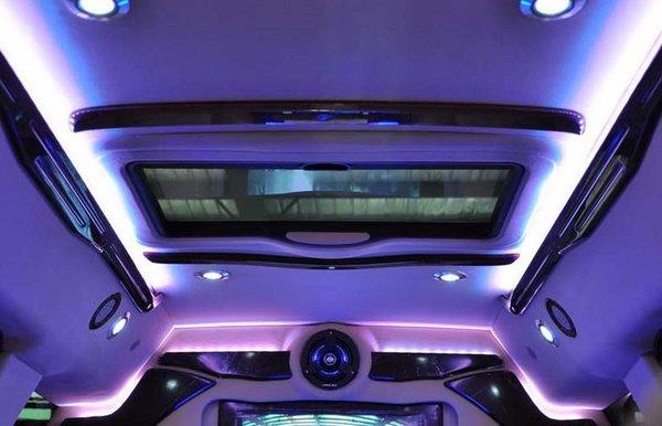 凯迪拉克总统一号 总统座驾您最值得拥有高清图片