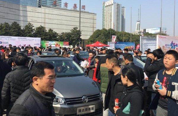 全民特惠购车 斯巴鲁强势入驻武汉车展-图1