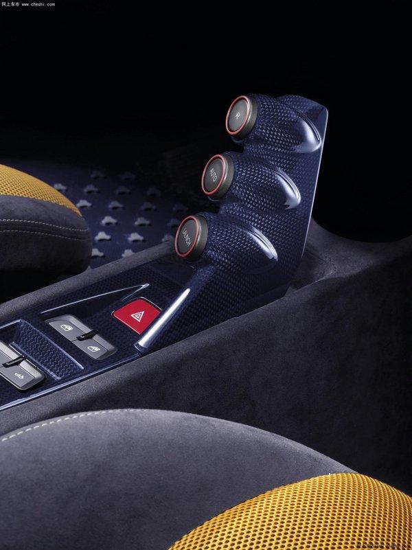 曝法拉利458 Speciale Aperta 巴黎亮相_法拉利458_进口新车-网上车市