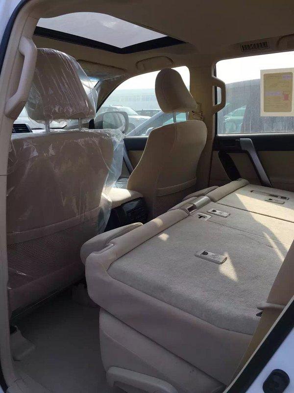 2017款丰田霸道4000 优惠价专宠红遍港口-图7