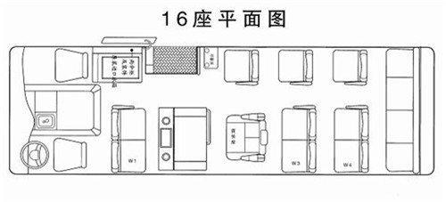 丰田柯斯达12座-23座改装年底优惠15万-图15