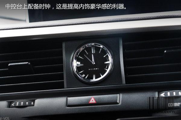 豪门混动 试驾雷克萨斯RX45h四驱尊贵版-图24