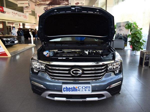 广汽传祺GS8售16.38万起降价竞争哈弗H7-图4