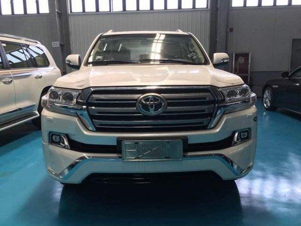 2017款丰田酷路泽4000 越野硬汉底价逆袭-图2