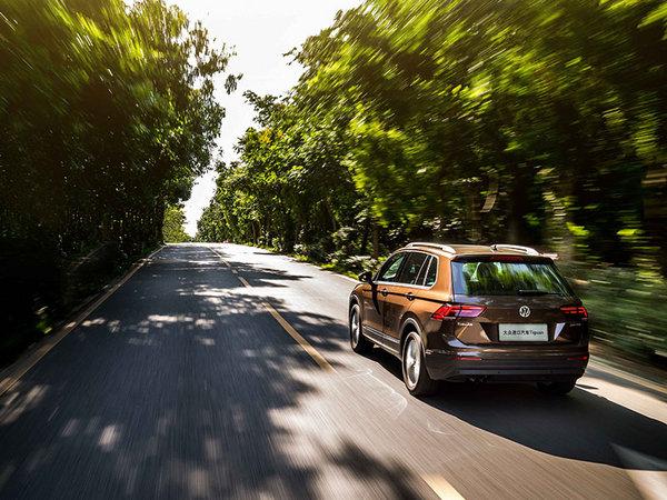 大众进口汽车Tiguan试驾体验在深圳举行-图9