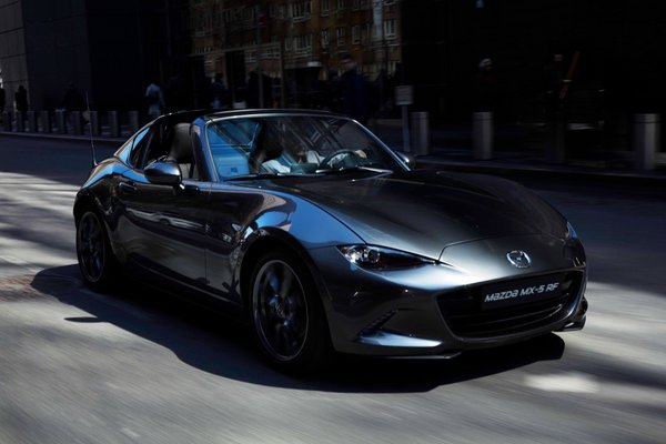 马自达携Mazda CX-3与MX-5登上海车展-图3