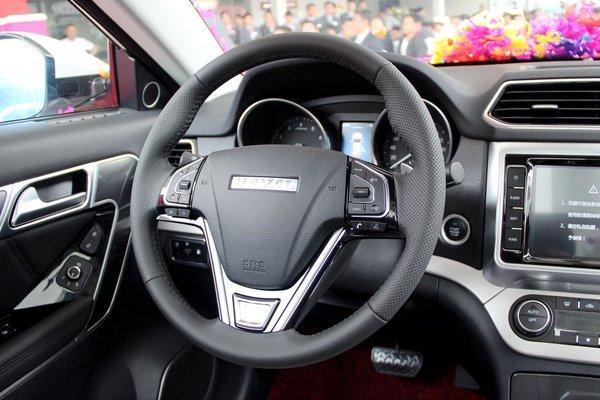 石家庄实拍2017款红标哈弗H6 Coupe-图9