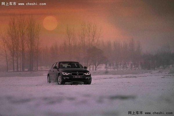 2017 BMW北区冰雪驾控大师训练营开启-图5