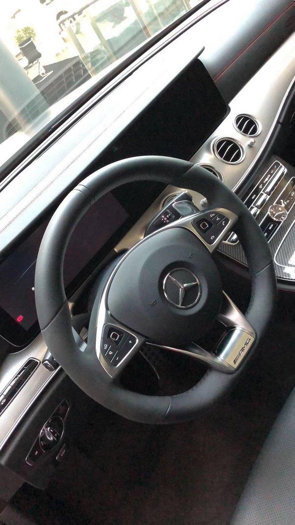 2018款奔驰E43全民围观 最新图解全揭秘-图5