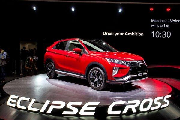 东京车展火热开幕,三菱汽车发布全球品牌战略及新款纯电动概念SUV——e-Evolution-图5