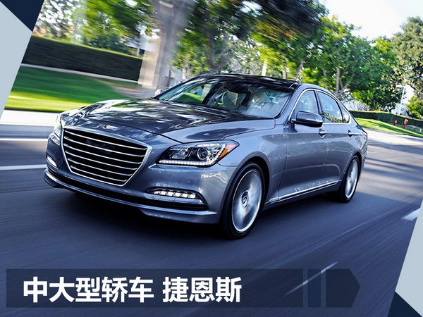 北京现代规划多款大型车 大七座SUV明年上市-图2