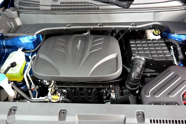 实力个性小型SUV 众泰T300鉴赏-图19