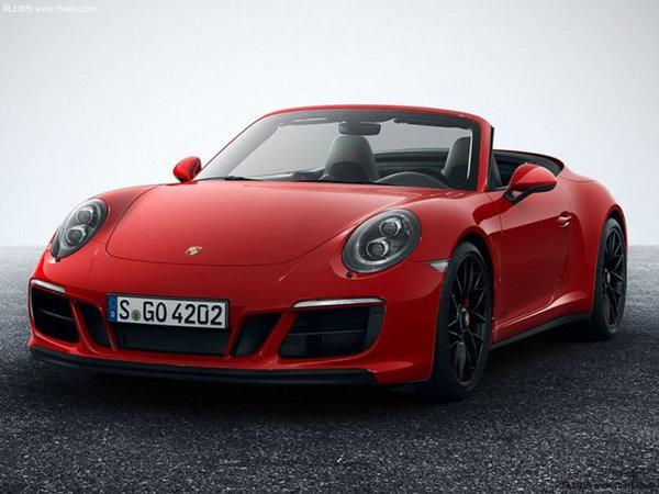 保时捷911售价169.8万起 竞争日产GTR-图2