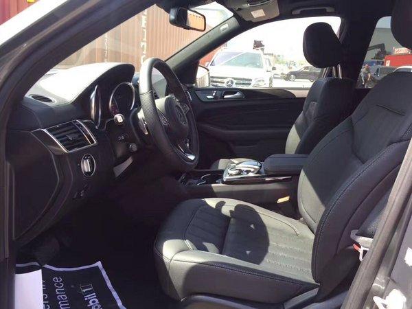 2017款奔驰GLS450美规版 触底价叱咤风云-图7