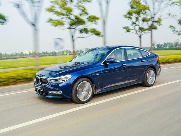 创新BMW 6系GT,以独特美学开启盛大旅行-图2