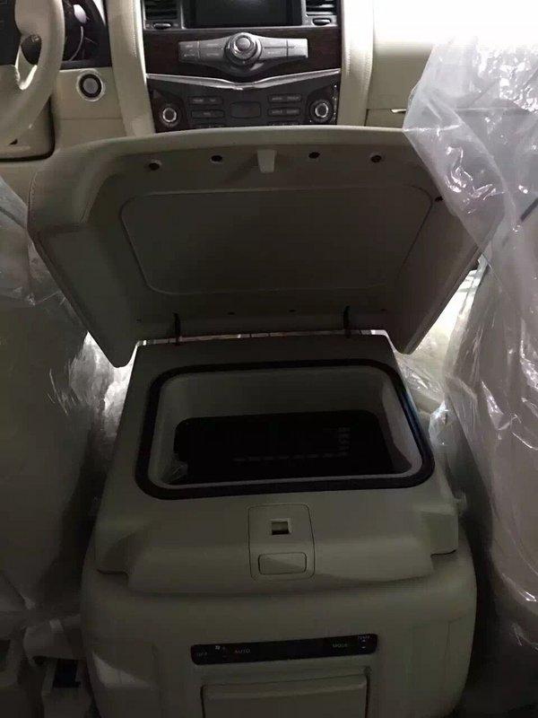 天津日产尼桑途乐Y62价格 7月配置批发价-图7