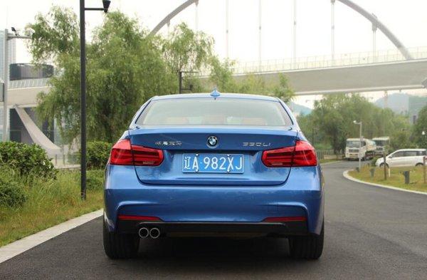 动力就像存款  试驾BMW330LI-图6