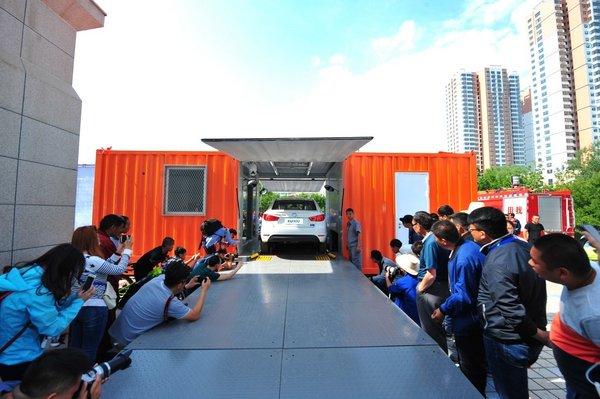 第四届电动汽车挑战赛上演速度与激情-图7