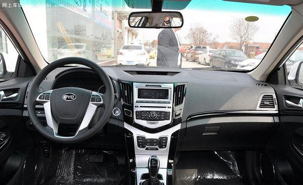 比亚迪秦EV300/e5上市 售22.98-30.98万-图10