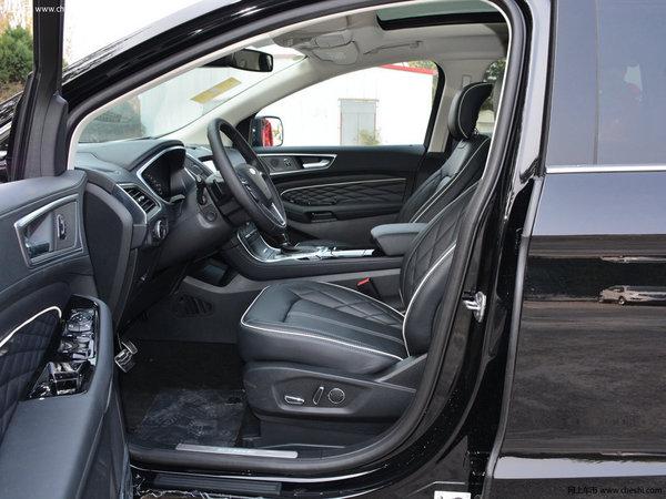 首付5万开走中大型SUV 四款主流SUV车型推荐-图9