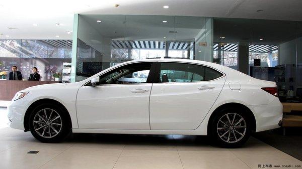 广汽Acura首款轿车 石家庄实拍讴歌TLX-L-图6