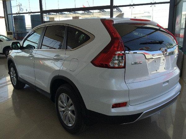 本田CRV最新价格 本田CRV优惠热销售全国-图2