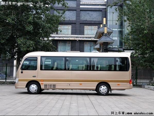 康恩迪新科元素改装 豪华巴士商旅特价促-图5