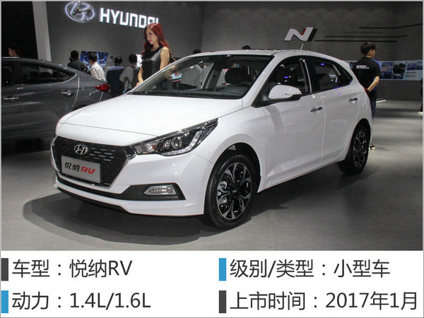 韩系品牌2017年将推出车型汇总 共13款-图2