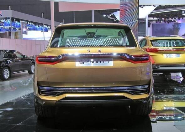 红旗将推首款中型SUV 红旗HS5预明年发布-图6