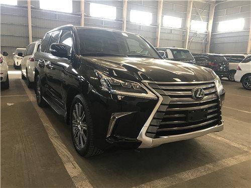 2018款雷克萨斯LX570 全尺寸SUV火热促销-图1