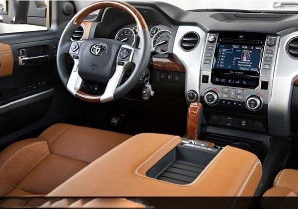 2017款丰田坦途皮卡 个性改装实用功能全-图7