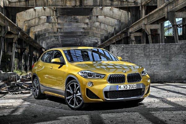 BMW X家族迎来新成员 全新BMW X2亮相-图1