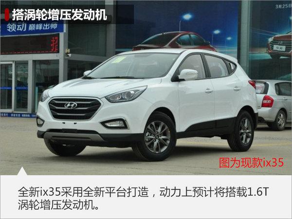 北京现代上海车展阵容曝光 含SUV等新车-图5